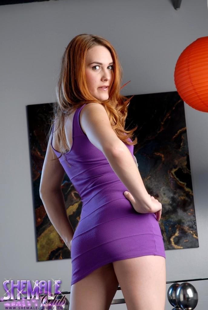 Femboy Hottie Hazel Tucker Posing - SheCock Orgy